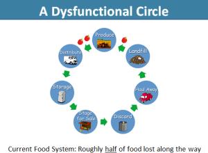 Dysfunctional circle